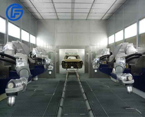 汽车工业涂装设备