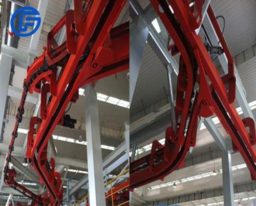 悬挂式输送生产线