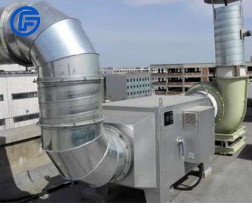 沸石转轮吸附装置